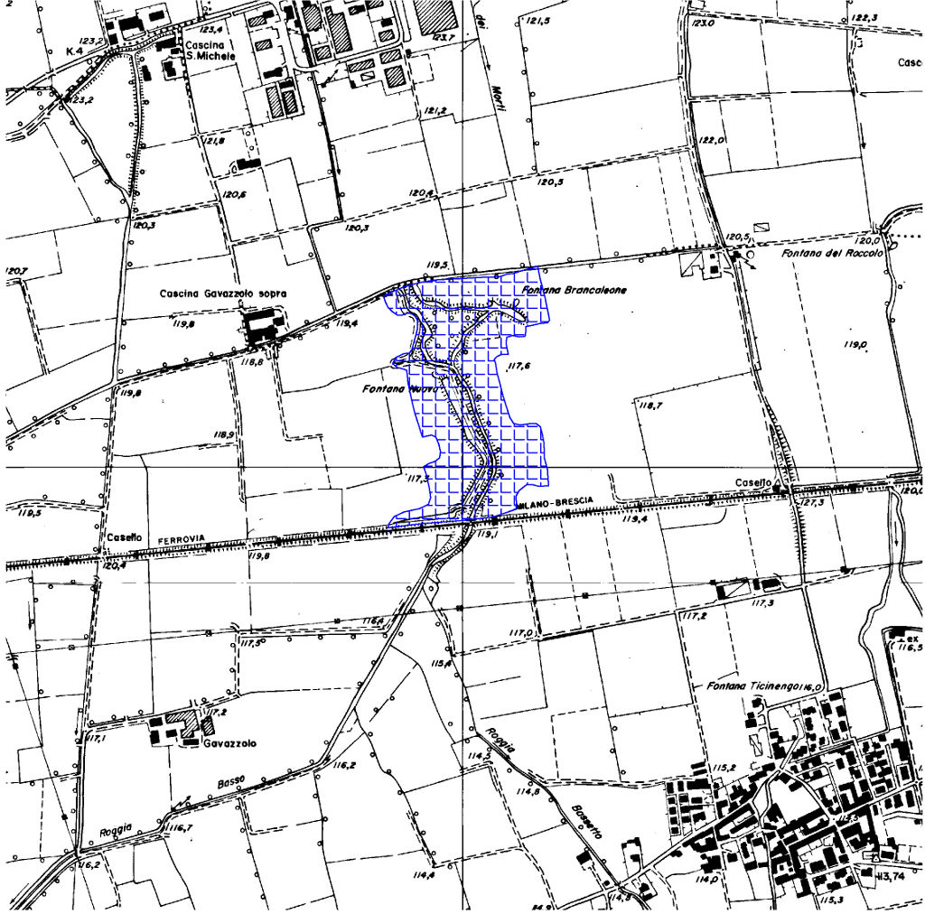 Area Fontanile Brancaleone